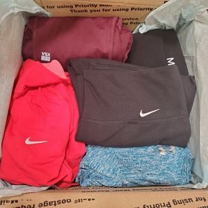 Reseller Women's Athletic Wear Not So Mystery Box